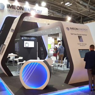 Imeon Energy 54m2 INTERSOLAR MONACHIUM